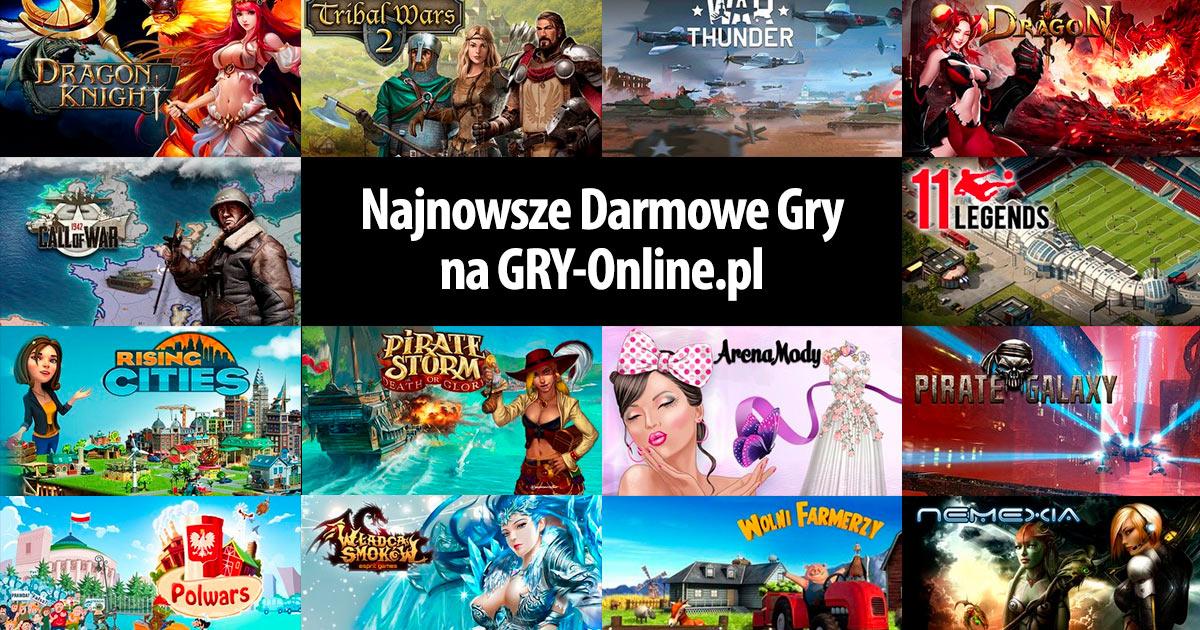gry online za darmo do pobrania