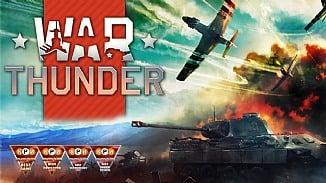War Thunder - darmowa gra - We� udzia� w wielkich bitwach i walcz z graczami z ca�ego �wiata!