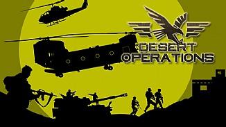 Desert Operations - darmowa gra - Darmowa przegl�darkowa gra strategiczna MMO