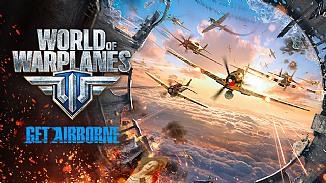 World of Warplanes - darmowa gra - Zasi�d� za sterami samolotu i le� do bitwy wraz z tysi�cami innych graczy!
