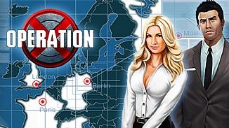Operation X - darmowa gra - Zosta� tajnym superagentem i walcz ze z�oczy�cami!