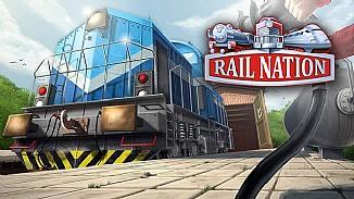 Rail Nation - darmowa gra - Wciel si� w zarz�dc� lini kolejowych i podbij Ameryk�!