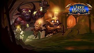 Undermaster - darmowa gra - Wciel się w zarządcę podziemi!