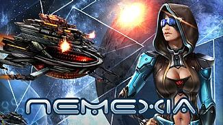 Nemexia - darmowa gra - Zawieraj sojusze i zostań panem kosmosu!