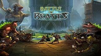 Battle of Beasts - darmowa gra - Zostań władcą najdzikszych z bestii!