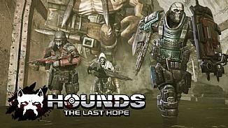 Hounds: The Last Hope - darmowa gra - Przy��cz si� do oddzia��w Hounds i walcz o przysz�o��!