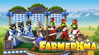 Farmerama - darmowa gra - Prowad� farm� jak nigdy dot�d!