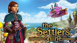 The Settlers Online - darmowa gra - Nowa odsłona The Settlers za darmo w przeglądarce!