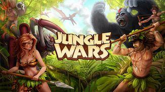 Jungle Wars - darmowa gra - Zostań królem dżungli!