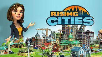 Rising Cities - darmowa gra - Zarządzaj miastem, by poprowadzić je ku świetlanej przyszłości