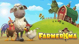 Farmerama - darmowa gra - Prowadź farmę jak nigdy dotąd!