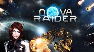 Nova Raider: Evolution - darmowa gra - Kosmiczna gra online - podbijaj i kolonizuj nowe planety!