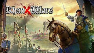 Khan Wars - darmowa gra - Odkryj najnowszą wersję 6.0!