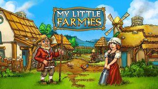 My Little Farmies - darmowa gra - Najnowsza gra ekonomiczna, w której prowadzisz własną farmę!