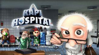 Kapi Hospital - darmowa gra - Theme Hospital w zupełnie nowym wydaniu!