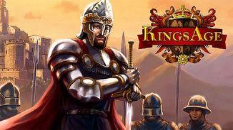 KingsAge - darmowa gra - Doprowadź swoje królestwo do sławy i dobrobytu!