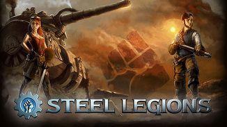 Steel Legions - darmowa gra - Ulepszaj swój czołg i niszcz maszyny nieprzyjaciół!
