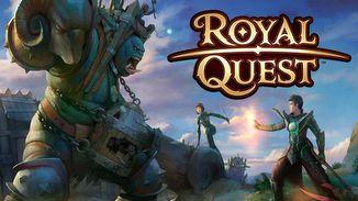 Royal Quest - darmowa gra - MMORPG w świecie fantasy po polsku!