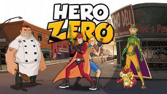Hero Zero - darmowa gra - Darmowa gra parodiująca słynnych superbohaterów!