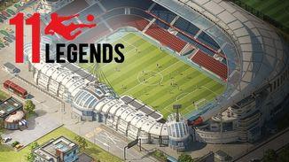 11Legends - darmowa gra - Manager piłkarski Free To Play działający w przeglądarce
