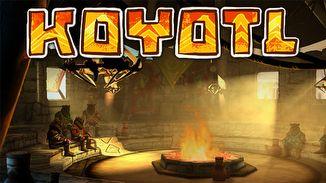 Koyotl - darmowa gra - Trójwymiarowa gra fantasy w przeglądarce