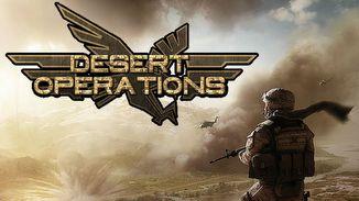 Desert Operations - darmowa gra - Darmowa przeglądarkowa gra strategiczna MMO