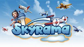 Skyrama - darmowa gra - Lotnisko online dla wszystkich fanów Tycoonów!