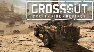 Crossout - darmowa gra - Twórz. Kieruj. Niszcz. Powtórz.