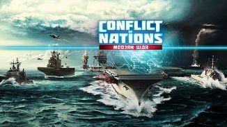 Conflict of Nations: Modern War - darmowa gra - Zdominuj świat podczas III Wojny Światowej!