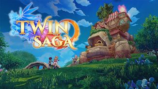 Twin Saga - darmowa gra - Chroń świat opanowany przez konflikt!