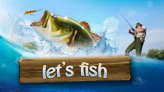 Let's Fish - darmowa gra - Zostań wędkarzem i złów je wszystkie!