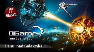 Ogame - darmowa gra - Zbuduj pot�ne kosmiczne imperium