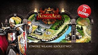 KingsAge - darmowa gra - Doprowad� swoje kr�lestwo do s�awy i dobrobytu!