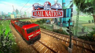 Rail Nation - darmowa gra - Wciel się w zarządcę lini kolejowych i podbij Amerykę!