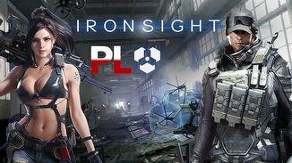 Iron Sight - darmowa gra - Dołącz do futurystycznej bitwy!