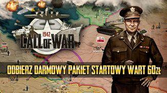 Call of War - darmowa gra - Napisz od nowa historię II Wojny Światowej! Weź udział w weekendowym evencie!