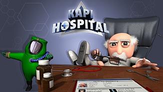 Kapi Hospital - darmowa gra - Theme Hospital w zupe�nie nowym wydaniu!