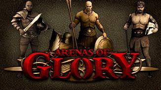 Arenas of Glory - darmowa gra - Wartka akcja, szczypta historii i walka w koloseach