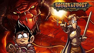 Shakes & Fidget - darmowa gra - Darmowa gra na podstawie kultowego komiksu!