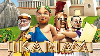 Ikariam - darmowa gra - Wyrusz na podbój antycznej Grecji