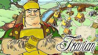 Travian - darmowa gra - Rozszerzaj wp�ywy swojego imperium!